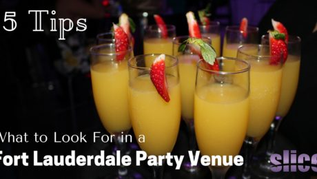 What To Look For In A Fort Lauderdale Party Venue