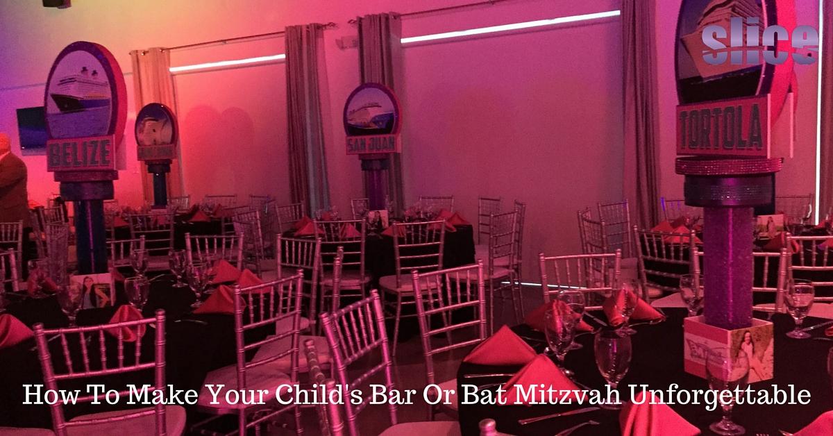 Bar Or Bat Mitzvah Unforgettable