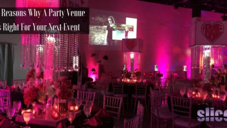 5 Reasons Why A Party Venue Is Right For Your Next Event