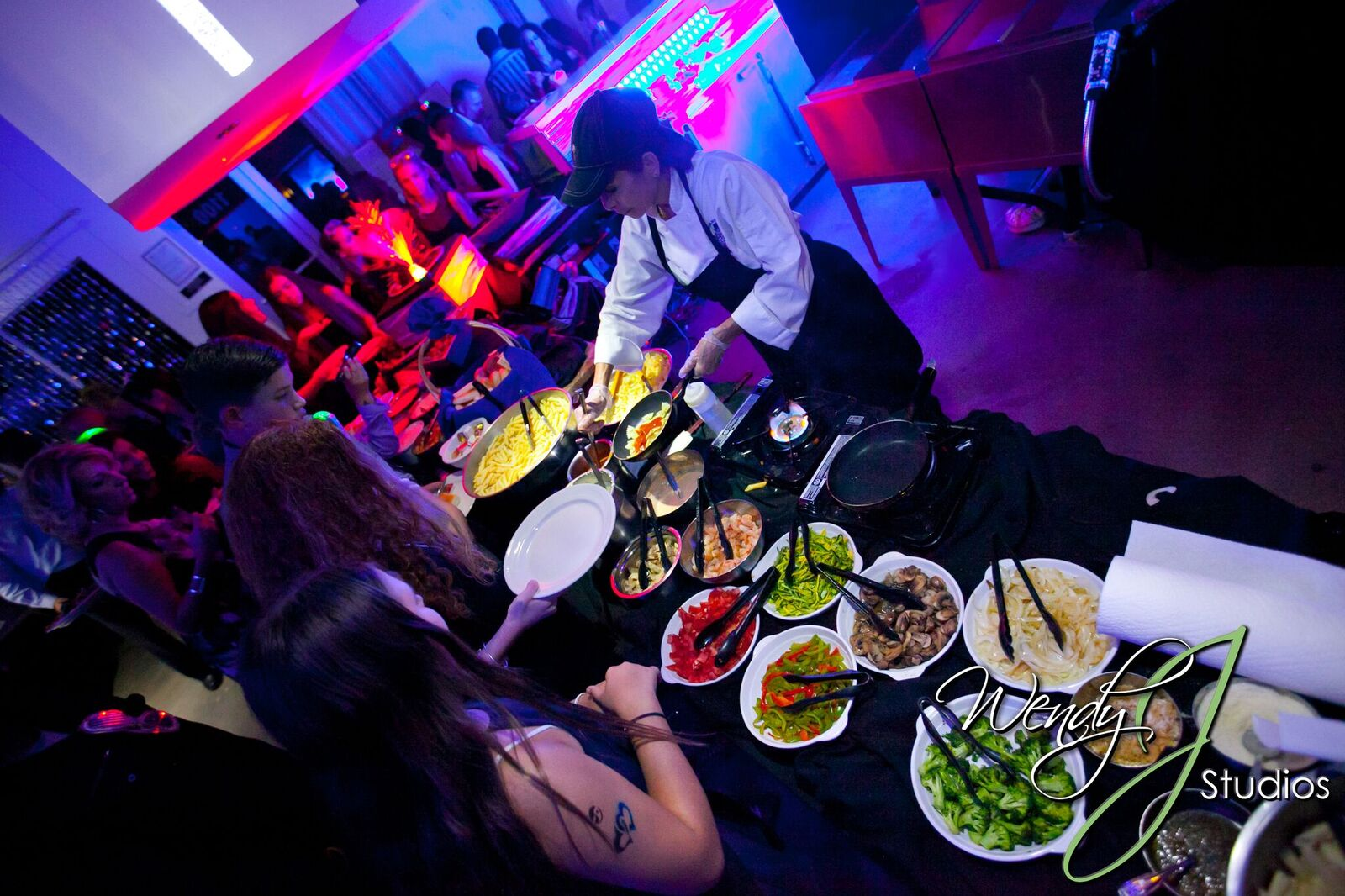 Catering Services In Weston