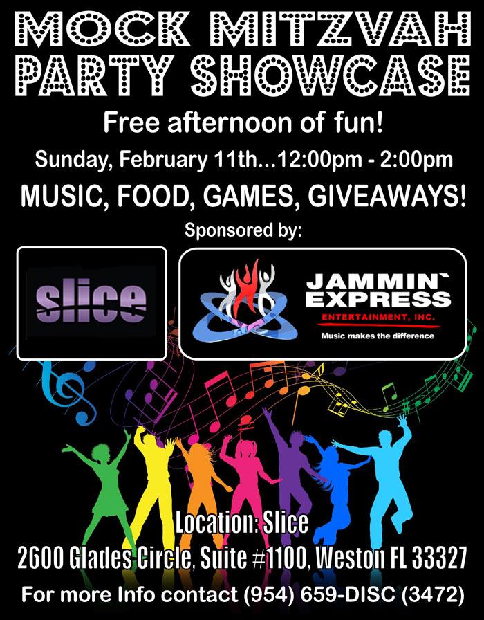 Event Showcase at SLICE